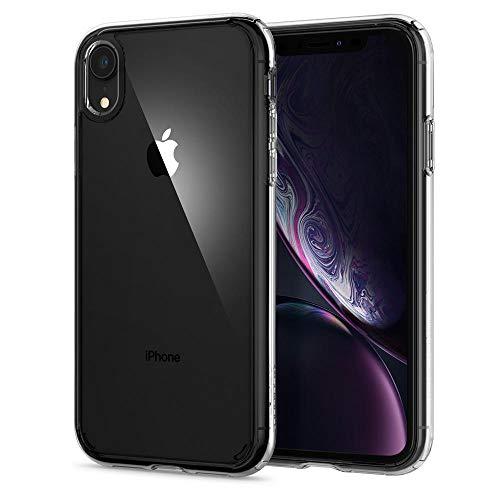 【Spigen】 スマホケース iPhone XR ケース 6.1インチ 対...
