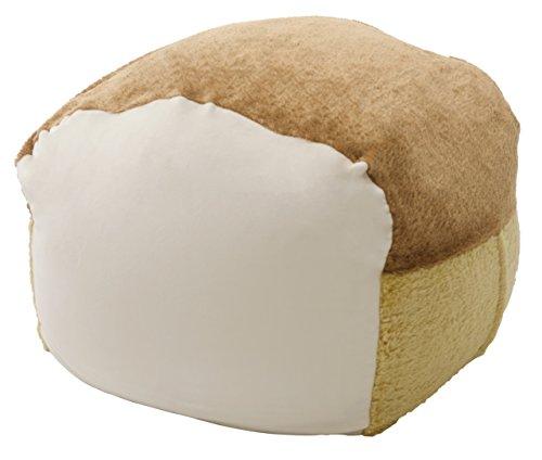 セルタン 食パン ビーズクッション Mサイズ カバーが洗える 日本製 A605a-618WH/515BE/516BR