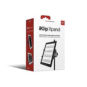IK Multimedia iKlip Xpand マイクスタンド用タブレット・ホルダー【国内正規品】