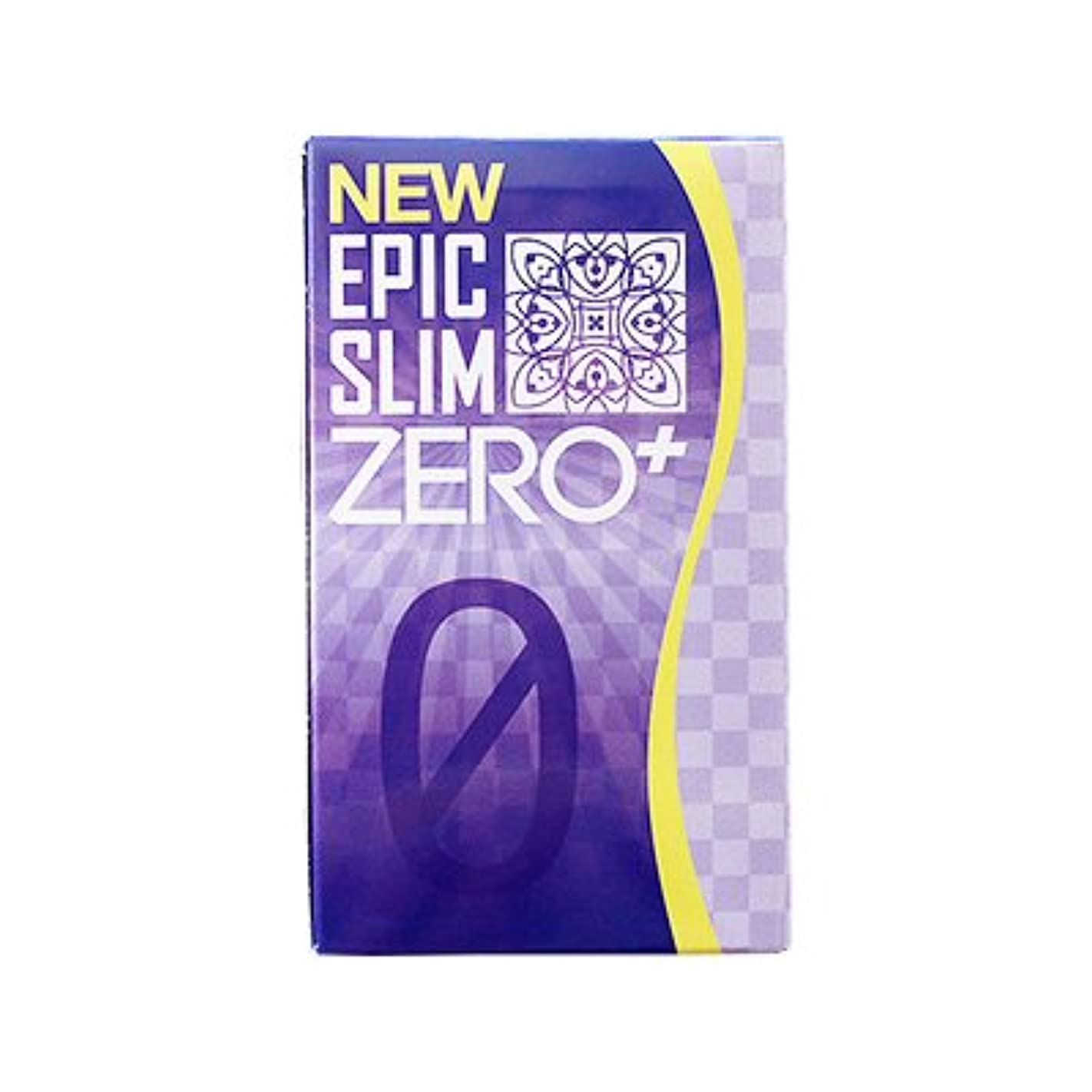 フェミニン効能ジャーナルNEW エピックスリム ゼロ+ NEW Epic Slim ZERO PLUS
