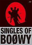 【Amazon.co.jp限定】SINGLES OF BOφWY (特典:ビジュアルシート(Anniversaryロゴ絵柄)付)[Blu-Ray]