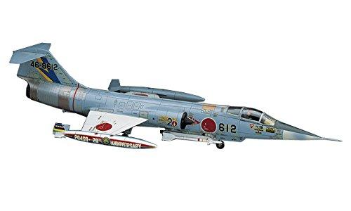 ハセガワ 1/72 航空自衛隊 F-104J/CF-104 スターファイター プラモデル D16