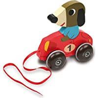Vilac Melusine's Baby Toy Fangio The Dog [並行輸入品]