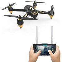 HappyCow HubsanドロンHDカメラ付き ブラシレスモーター GPS搭載Wifi FPV 国内認証済 マニュアル H501A X4 AIR