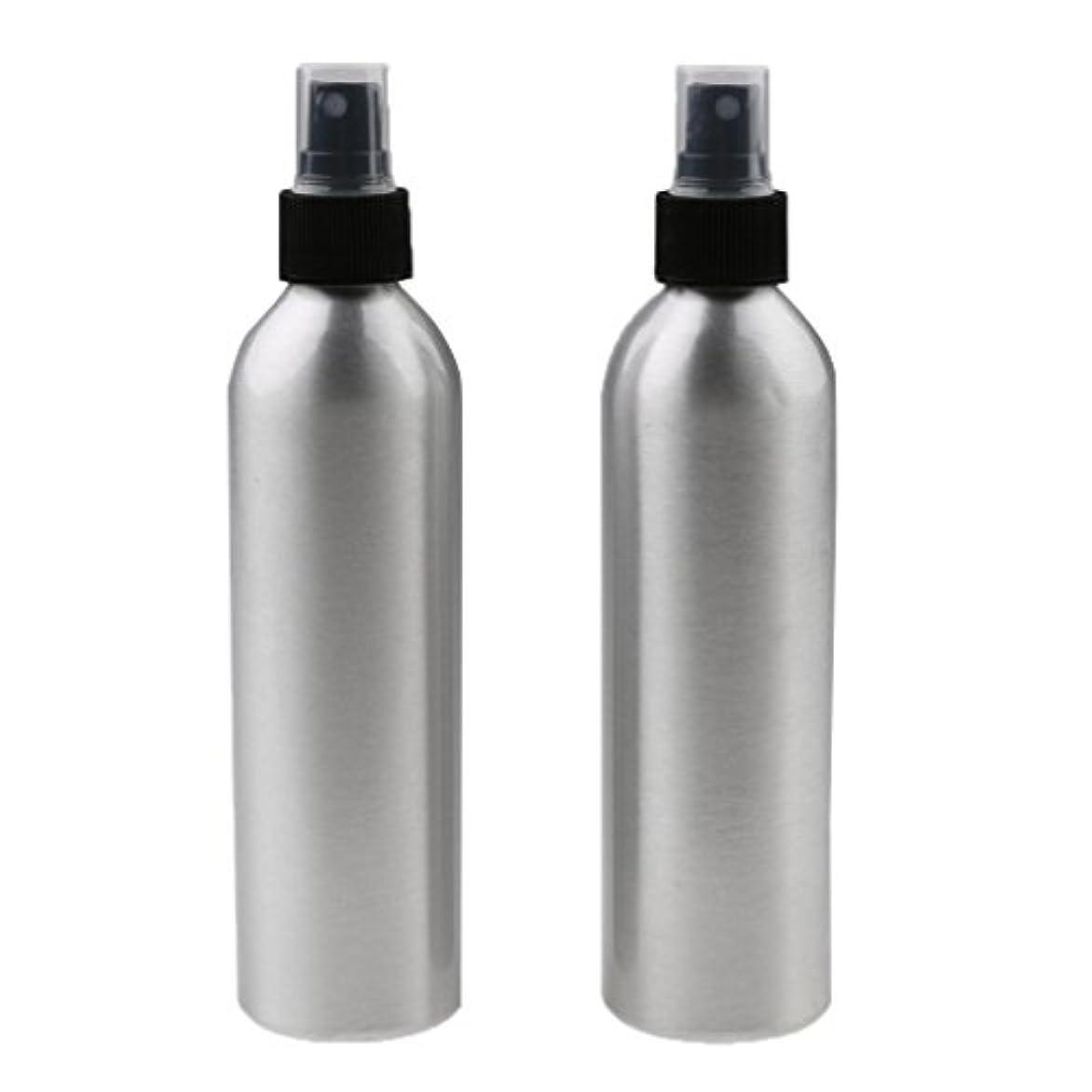 所持小さい拡張T TOOYFUL スプレーボトル 化粧水 ミスト サロン アルミニウム スプレーびん 霧吹き 詰め替え式 全4サイズ - 150ml