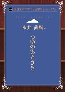 つゆのあとさき (青空文庫POD(大活字版))