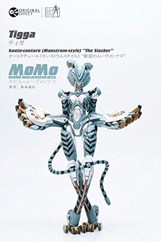 MoMo オートクチュール モンストラムスタイル 斬裂のムーヴメンテス ティガ アクションフィギュア