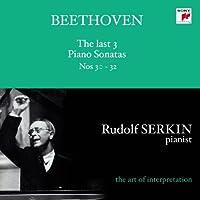 Beethoven: Piano Sonatas 30 - 32