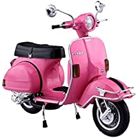 ニューレイ 1/12 完成品バイク ベスパ P200E 1978 ピンク 限定