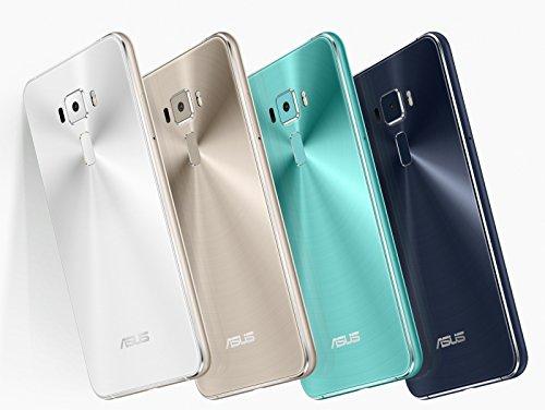 SIMフリー ASUS ZenFone 3 ZE552KL 4GB 64GB ブラック-Black 4G LTE (5.5inch/Full HD/Android 6.0/Qualcomm Snapdragon 625/2.0Ghz)ブラック 海外正規品 [並行輸入品]