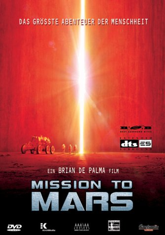 Mission to Mars [DVD] [Import]
