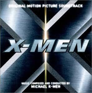 amazon x men original motion picture soundtrack michael kamen