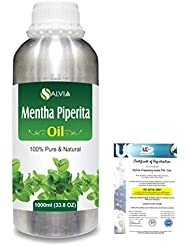 Mentha Pipreta 100% Natural Pure Essential Oil 1000ml/33.8fl.oz.