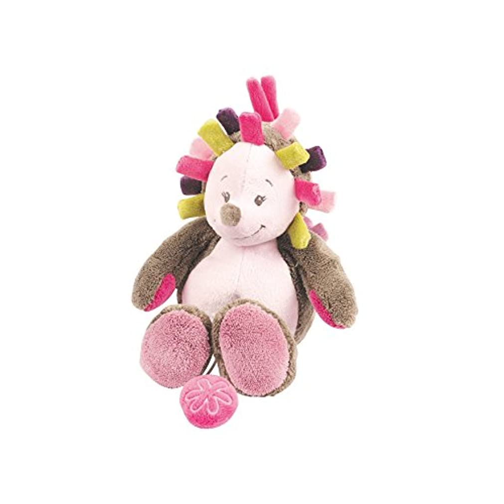 危険な神危険なNattou – Manon The Hedgehog – Mini Musical Pull Toy 18 cm