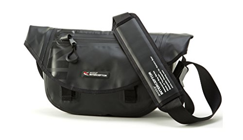 aosta メッセンジャーバッグ INTERCEPTOR 2.8L S ブラック AOC-SEP1MES-BK