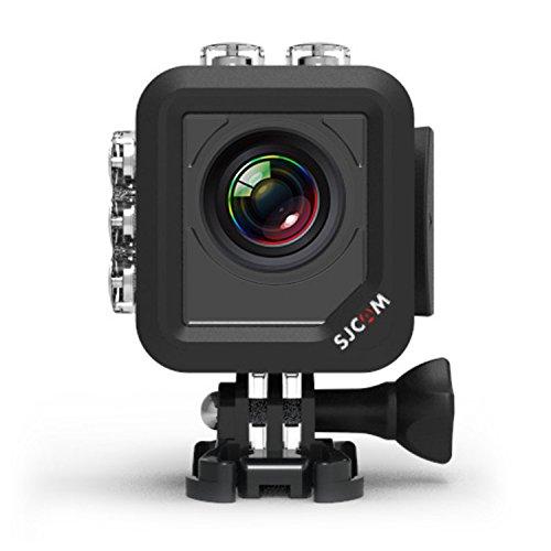 SJCAM M10 Wi-Fi スポーツカメラ 日本語対応 液晶モニター 連写 循環録画 シームレス連結 正規品 黒い
