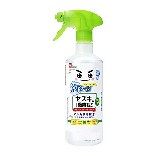 セスキの激落ちくん 密着泡スプレー 洗剤 500ml ( ア...