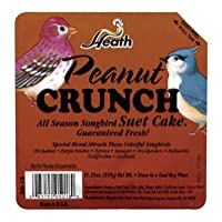 Heath Peanut Crunch Suet 11.25 Oz