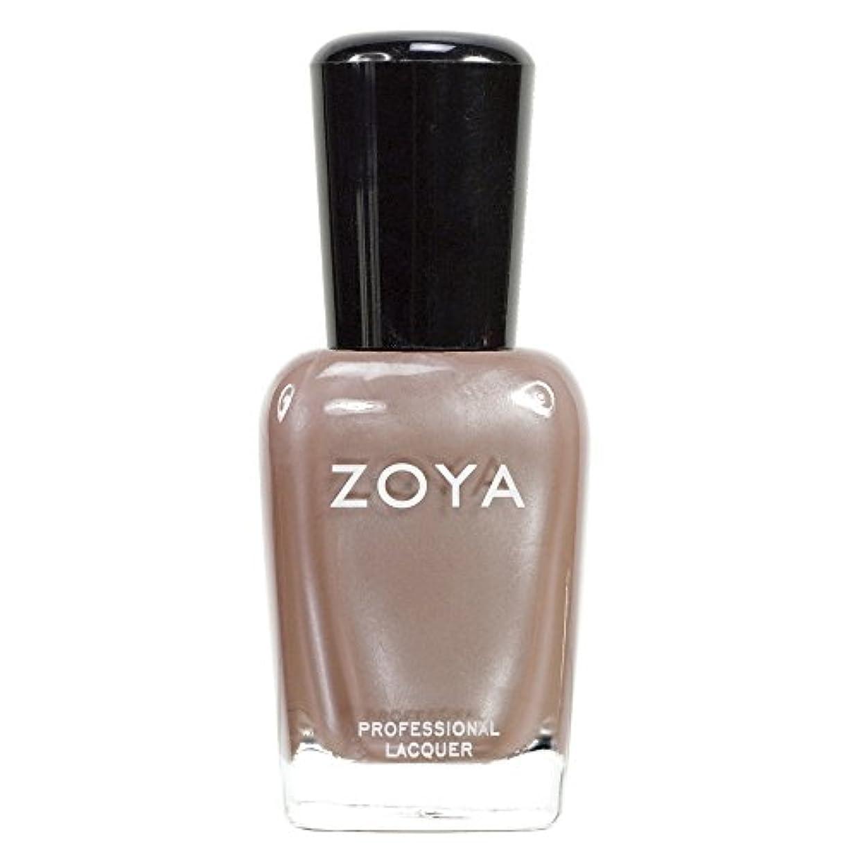 抗議制限する葉を集めるZOYA ゾーヤ ネイルカラーZP280 PASHA パシャ 15ml シルバーの繊細なグリッターが輝くヌードベージュ パール/メタリック 爪にやさしいネイルポリッシュマニキュア