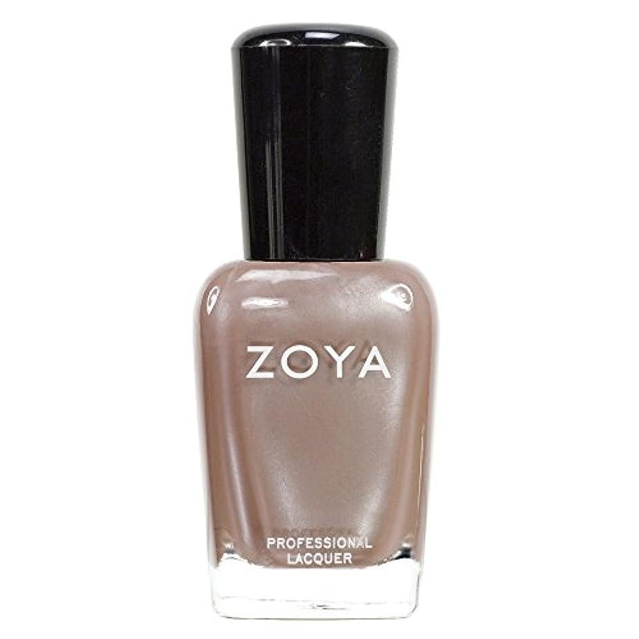 フィルタ願望直面するZOYA ゾーヤ ネイルカラーZP280 PASHA パシャ 15ml シルバーの繊細なグリッターが輝くヌードベージュ パール/メタリック 爪にやさしいネイルポリッシュマニキュア