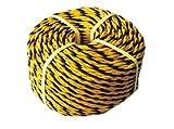 【期間限定】特別価格!  標識ロープ(トラロープ)9mm×100m