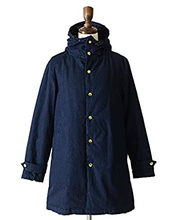 (ハブ ア グッド デイ) have a good day Down Coat ダウンコート・hgd-102(3(Men's L))(denim)
