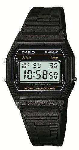 【Ingress】課金アイテム:腕時計(CASIO 腕時計 スタンダード デジタル F-84W-1)