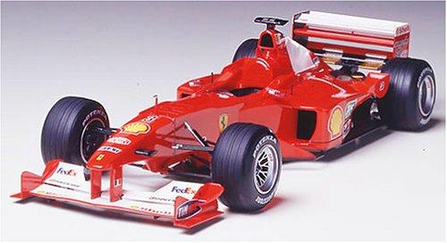 タミヤ 1/20 グランプリコレクションシリーズ No.48 フェラーリ F1-2000 プラモデル 20048