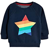 HILEELANG Toddler Girl Boy Sweat Shirts Pants Suit Fleece Hoodie Tops Jacket Coat Cotton Casual Kids Winter Warm Long Sleeve Outfits