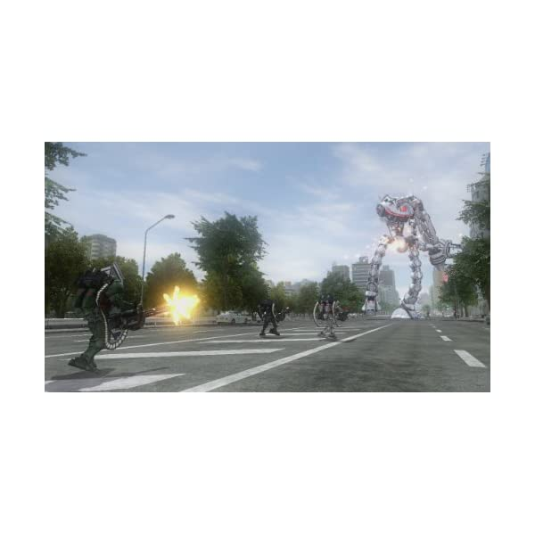 Earth Defense Force 202...の紹介画像6