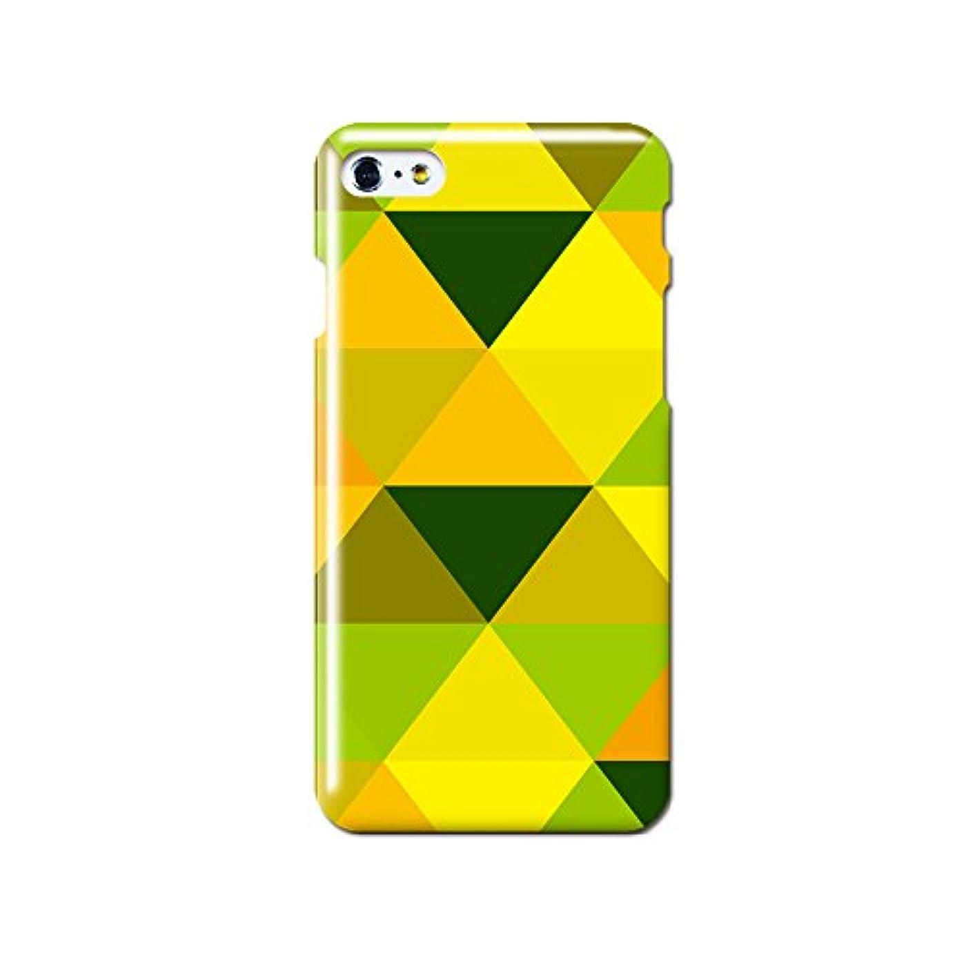 頑固な読者カートiPhone XR 6.1 iPhoneXR カラフル トライアングル 北欧 hd001-00421-02 ハードケース スマホケース カバー ケース