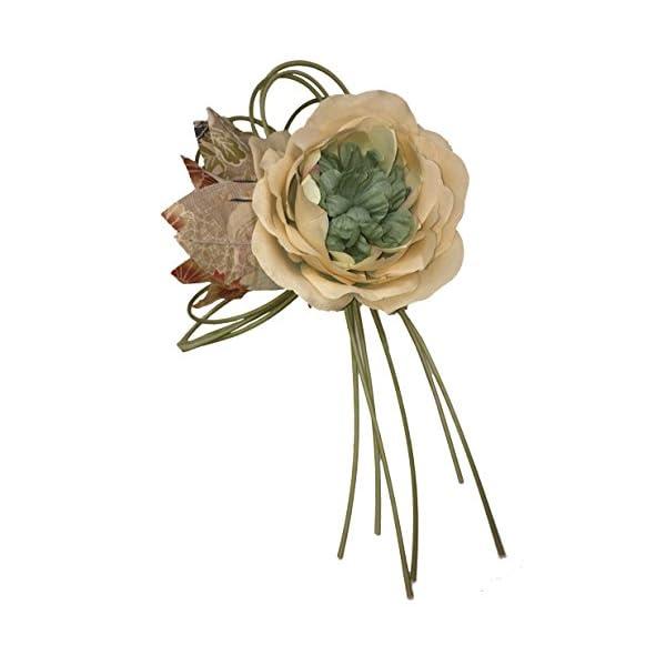 [粋花] Suika フラワーコーム 5072 ...の商品画像