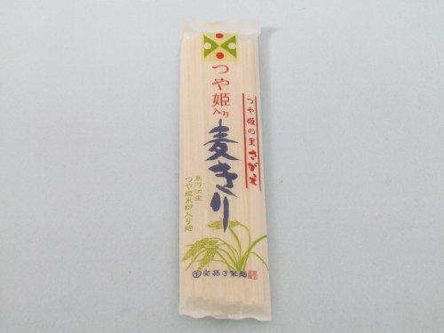麦きり(200g) つや姫米粉入り 1束 メール便発送