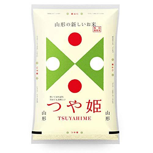 つや姫 無洗米 5kg 山形県産 特別栽培米
