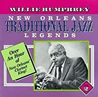 New Orleans Traditional Jazz 2 by Willie Humphrey (2013-05-03)