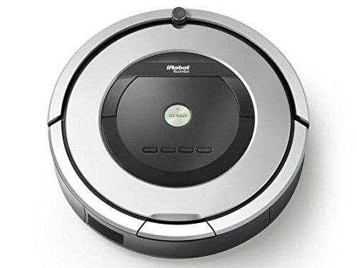 iROBOT ロボット掃除機 ルンバ876 マットシルバー R876060