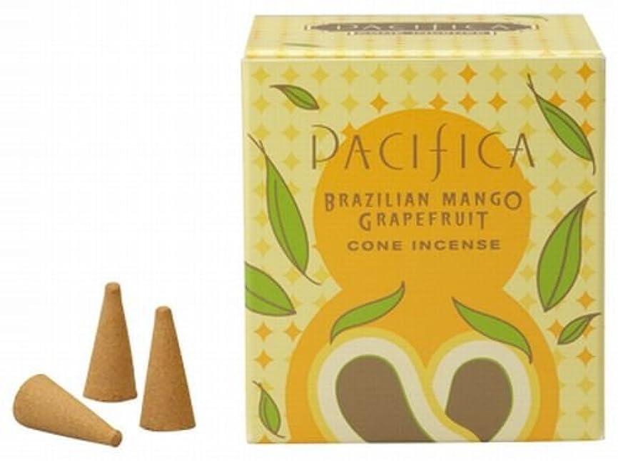 難しいレンド端パシフィカ お香 ブラジリアン マンゴー 16個入
