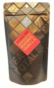 Tea total (ティートータル) / マダガスカル バニラ ルイボス 100g入り袋タイプ ニュージーランド産 (ルイボスティー / ハーブティー / フレーバーティー / ノンカフェイン) 【並行輸入品】