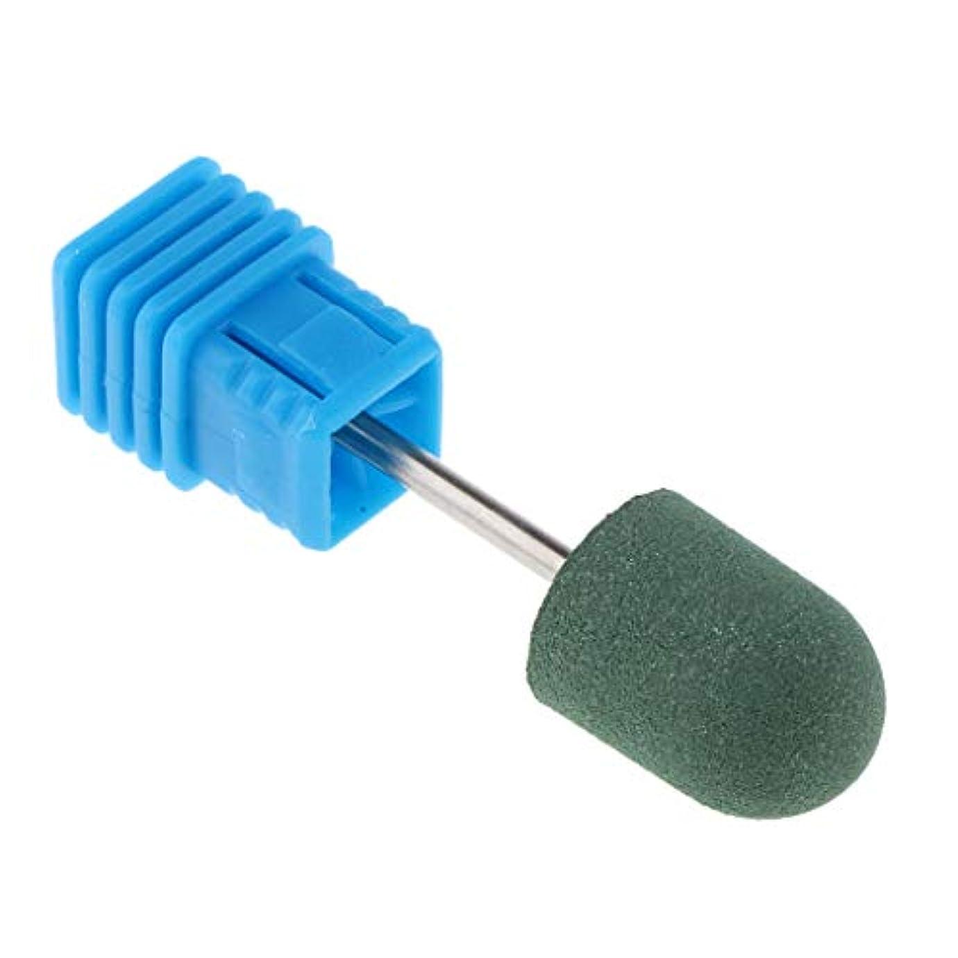 傾く平らな緊張するgazechimp 3サイズ選択 電動ネイルアートビット ドリルビット 研磨研削バフ ヘッド - 04