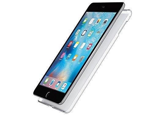 パワーサポート iPad mini 4用 エアージャケットセット クリア・ノーマルタイプ PMM-71