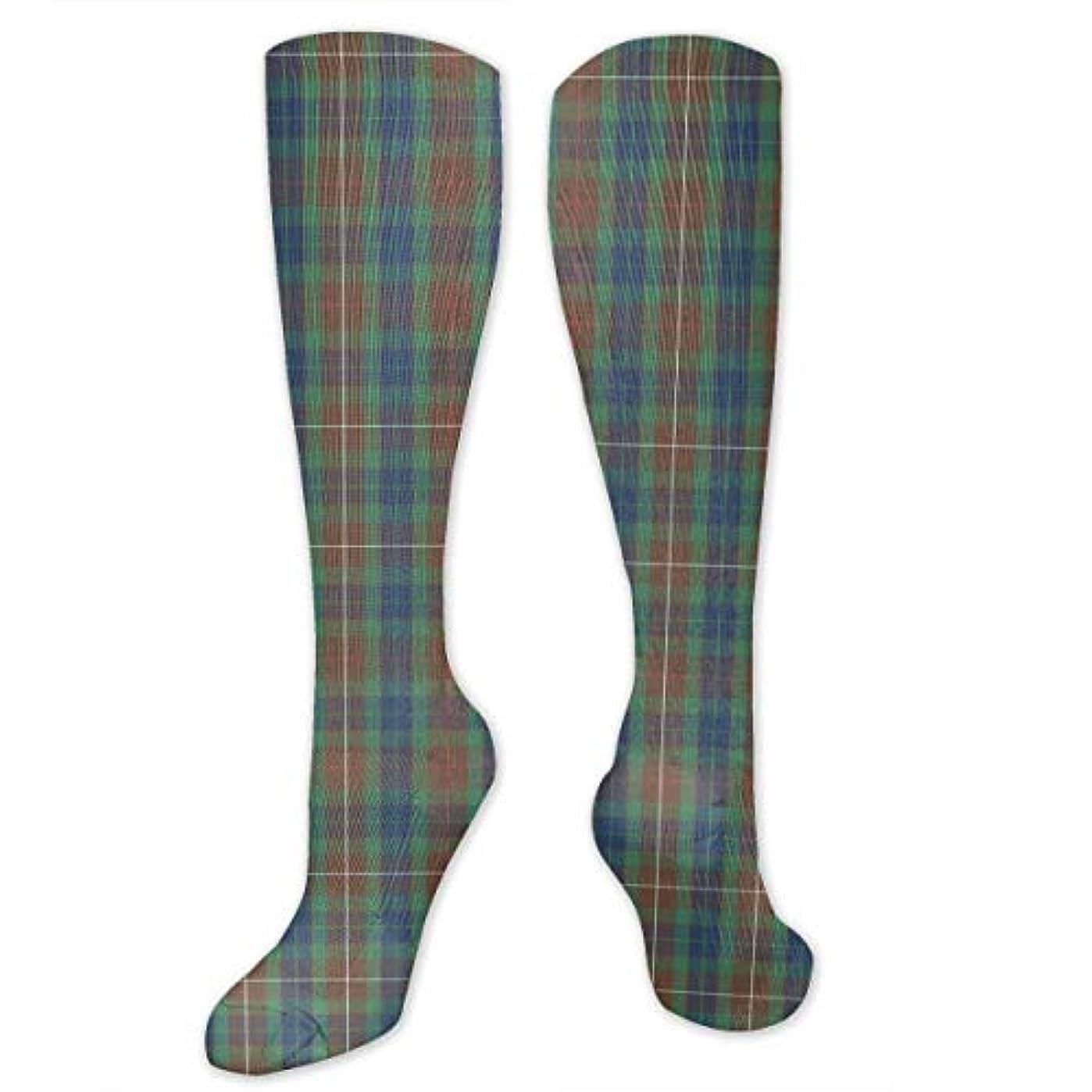 九コンチネンタル郵便物靴下,ストッキング,野生のジョーカー,実際,秋の本質,冬必須,サマーウェア&RBXAA Fraser Modern Hunting Tartan Socks Women's Winter Cotton Long Tube...