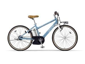 YAMAHA(ヤマハ) 電動アシスト自転車 PAS VIENTA 2012年モデル ブリーズブルー PM26V