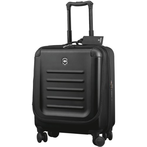 [ビクトリノックス] Victorinox 公式 Spectra 2.0 Spectra Dual-Access Extra-Capacity Carry-On 保証書付 31318101 BK (ブラック)