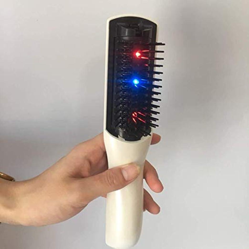 軸雪だるまを作る騒乱携帯用電気マッサージ櫛帯電防止振動陰イオンヘアスタイリングツール b1120 (Color : -, Size : -)