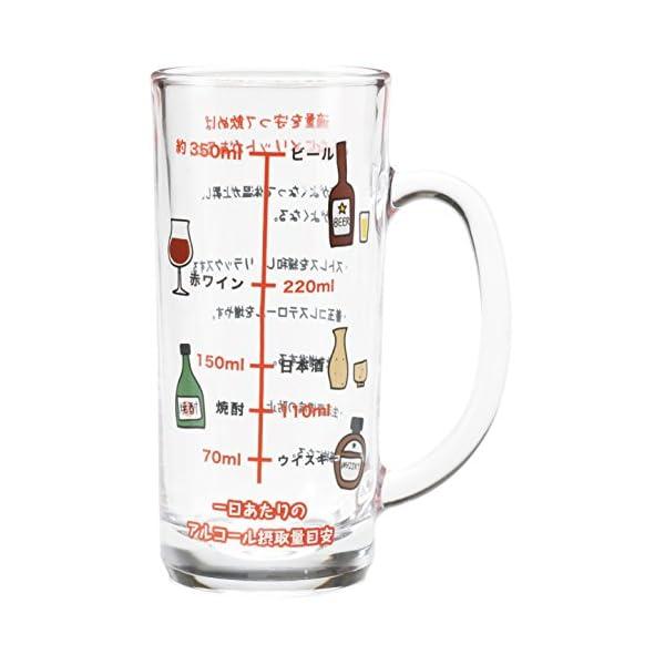 サンアート おもしろ食器 「 アルコール摂取適量...の商品画像