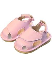 [テンカ] ベビー サンダル ルームシューズ 赤ちゃん 出産祝い プレゼント 歩きやすい 通気 軽量 子供用 履き脱ぎやすい 幼児靴 日常履き 歩く練習 女の子 男の子 歩きやすい 軽量