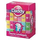Daddy(ダディ) キューブホワイトシュガー 角砂糖750g