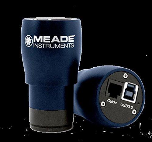 Meade lpi-g Advanced 6.3MP Autoguidingとイメージングカメラ(モノクロ)、59FPS