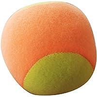 [ノーブランド品] デイリー 配色 ゴルフ練習 健康グッズ ボール 8cm オレンジ