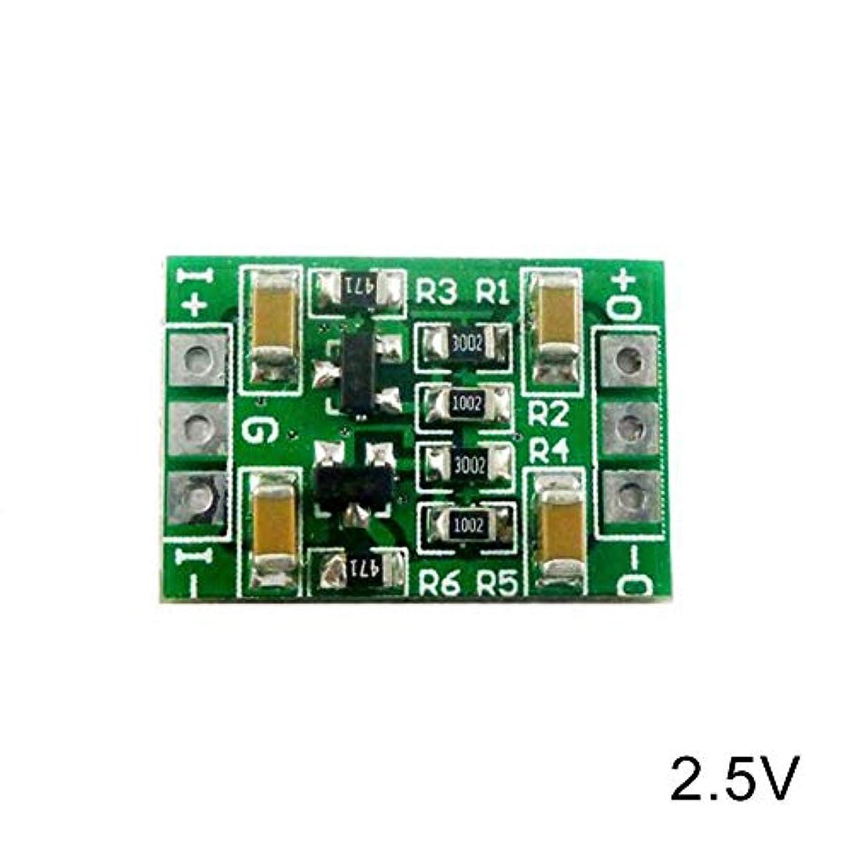 アセンブリカロリー巡礼者Tenflyer ZD3605PA電圧基準モジュール2.5V 3.3V 5V 7.5V 10V 12V